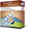 Passwords Generator boxshot